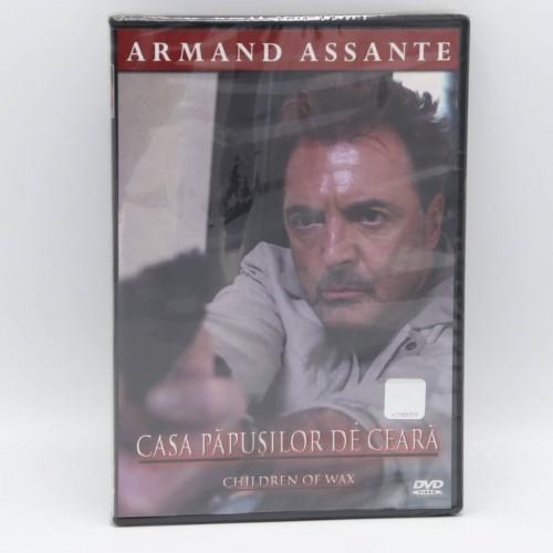 Casa Papusilor de Ceara / Children of Wax - DVD Filme