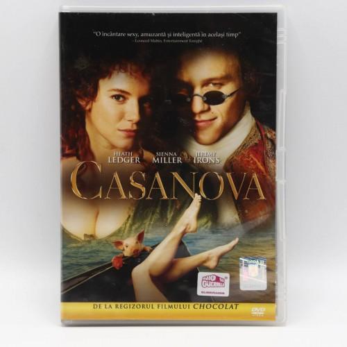 Casanova - DVD Filme