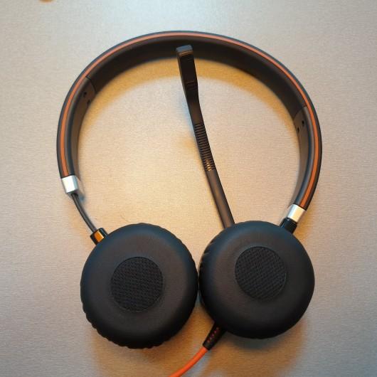 Casca Jabra Evolve 40 Stereo MS