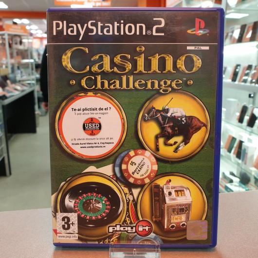 Casino Challange - Joc PS2