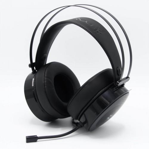 Casti Gaming MYRIA Wolver X MG7803, Microfon, RGB, USB