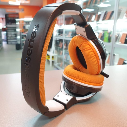 Casti Gaming SteelSeries 7H - Fnatic Edition