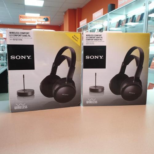 Casti audio On-Ear SONY MDR-RF811RK, Bluetooth