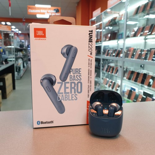 Casti audio True Wireless JBL Tune 220TWS