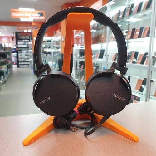 Casti audio cu fir Sony MDR-XB550