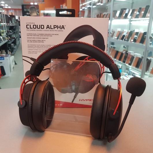 Casti Gaming HyperX Cloud Alpha