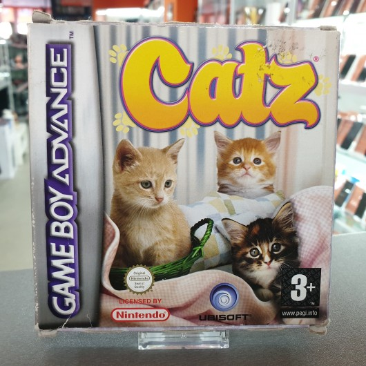 Catz - Joc Gameboy Advance