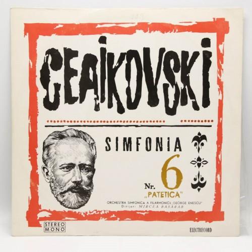 Ceaikovski - Simfonia 6 - Filarmonica George Enescu - Disc vinil