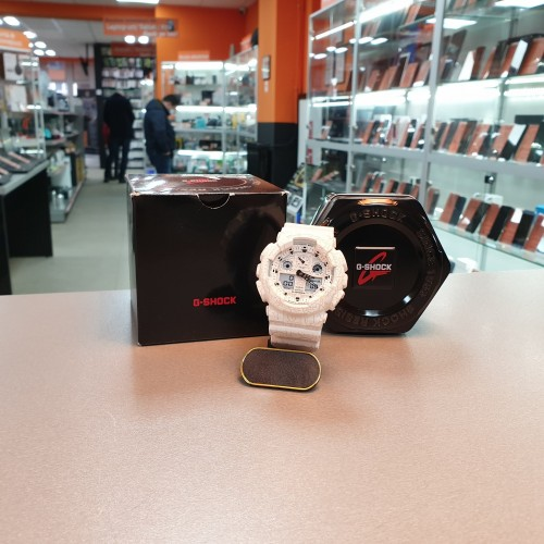 Ceas barbatesc Casio G-Shock GA-100CG