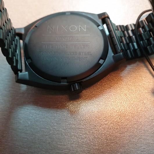 Ceas Nixon Time Teller A045 1886, 37mm, Quartz