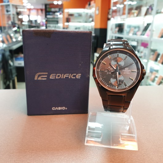 Ceas barbatesc CASIO Edifice  EF-339BK Quartz