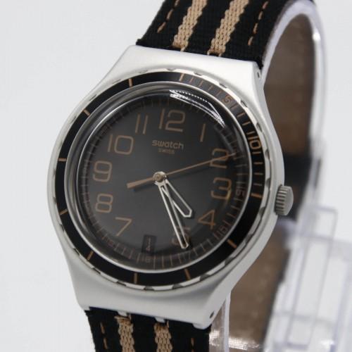 Ceas unisex Swatch Le Compte De Lignes Watch YGS4033, 37mm, Quartz