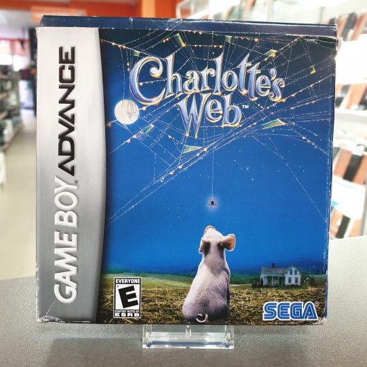 Charlotte's Web - Joc Gameboy Advance
