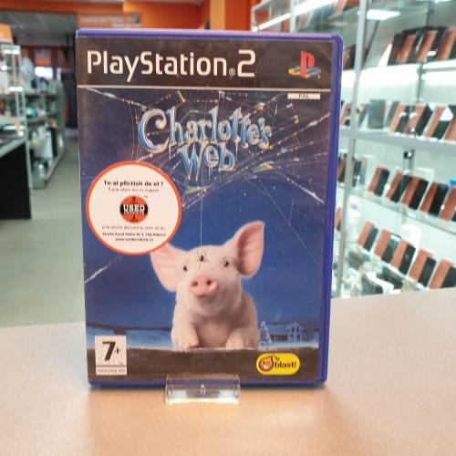 Charlotte's Web - Joc PS2