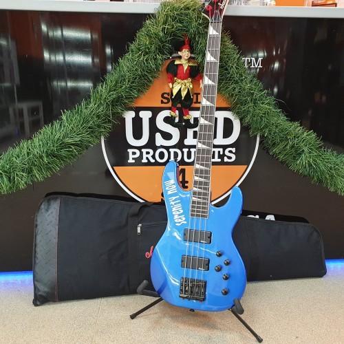 Chitara Jackson Concert Bass JS3 Metallic Blue