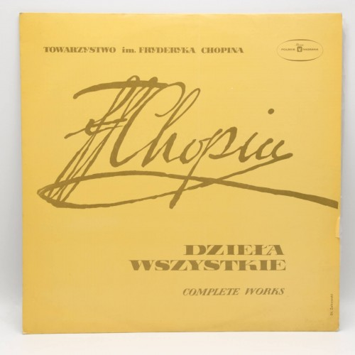 Chopin - Polonaises Vol 1 - Disc vinil