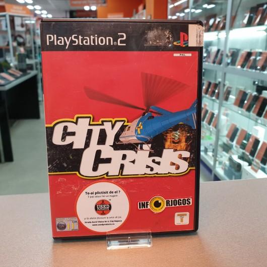 City Crisis - Joc PS2