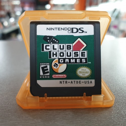 Club House Games - Joc Nintendo DS
