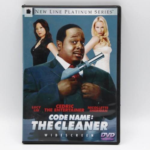 Code Name: The Cleaner / Nume de Cod: Agentul de Serviciu - DVD Filme