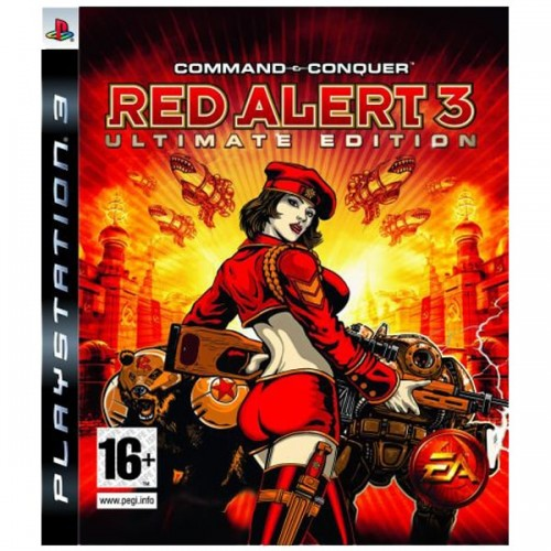 Command and Conquer Red Alert 3 - Joc PS3