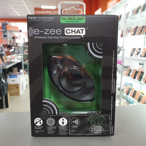 Comunicator Gaming Xbox 360 e-zee Chat EZCX1
