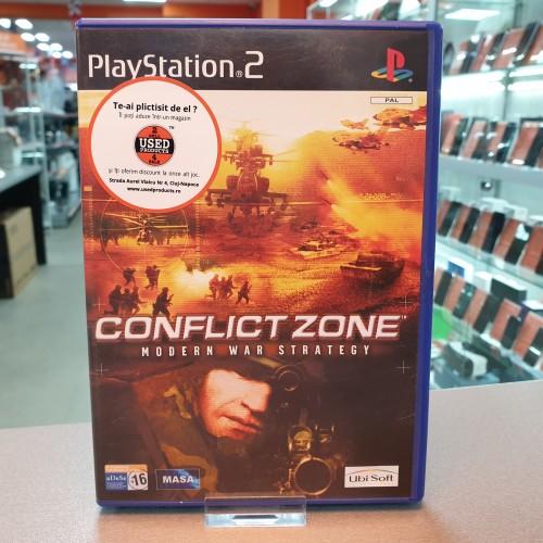 Conflict Zone - Joc PS2