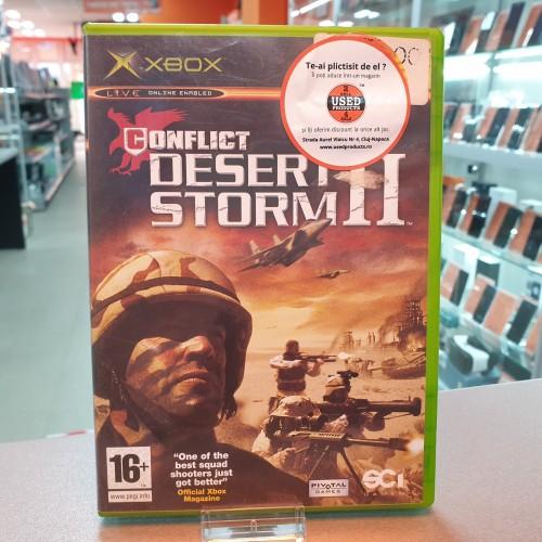 Conflict: Desert Storm II - Joc Xbox Classic