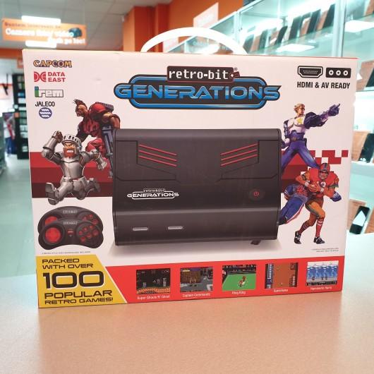 Consola Gaming Retro-Bit Generations