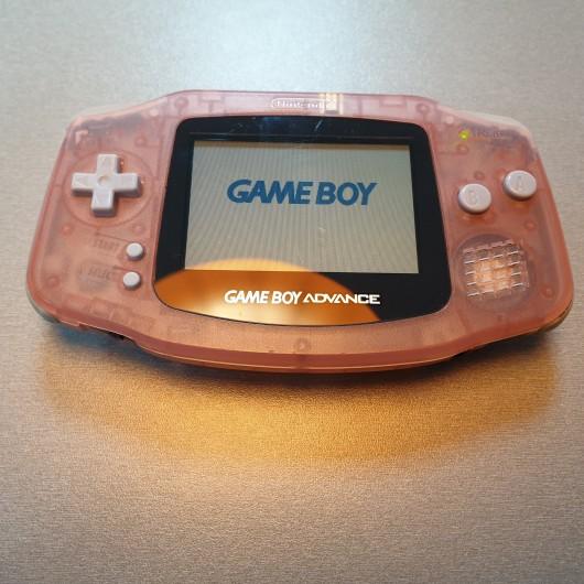 Consola Nintendo GameBoy Advance AGB-001