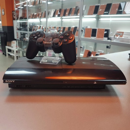 Consola PS3 SuperSlim 12 Gb + Controller