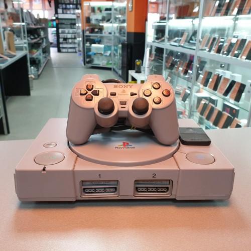 Consola PlayStation 1 + Controller + Card Memorie