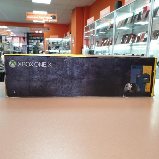 Consola Xbox ONE X 1 Tb + Controller -  Cyberpunk 2077 Special Edition