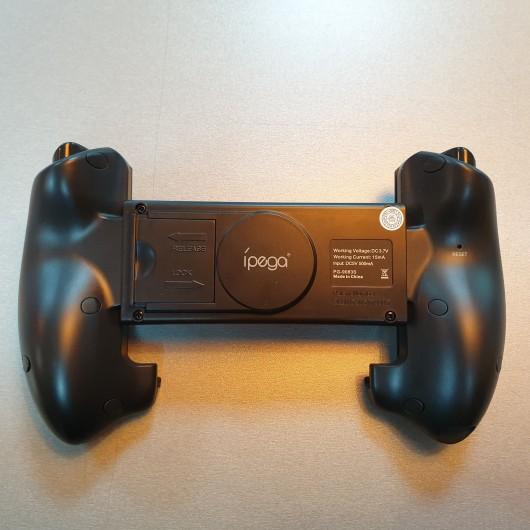 Controller telescopic IPEGA PG-9023 Bluetooth pentru Smartphone Android / iOS / PC