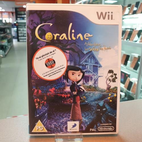 Coraline - Joc Wii