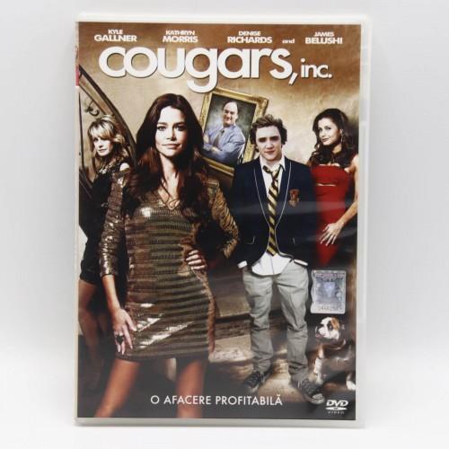 Cougars, inc. / O Afacere Profitabila - DVD Filme