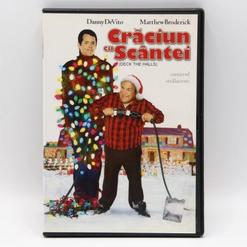 Craciun cu Scantei - DVD Filme