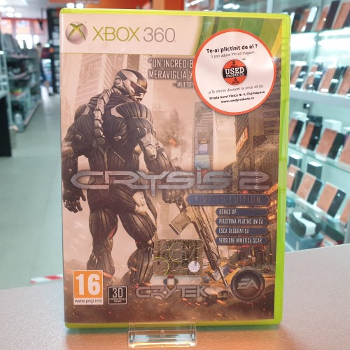 Crysis 2 - Joc Xbox 360