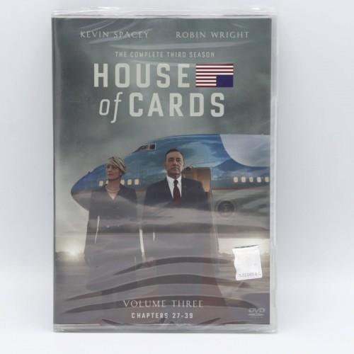 Culisele Puterii / House of Cards Cap. 27-39 - DVD Filme