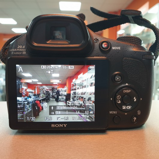 Aparat foto SONY DSC-HX350