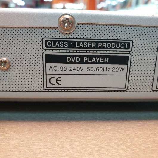 DVD Player Hyundai DVD-K309