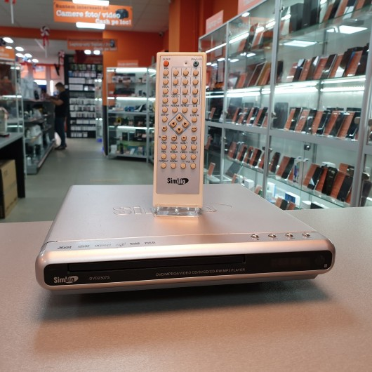DVD-DivX Player Simbio 2307S