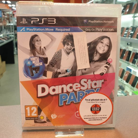 DanceStar Party - Joc PS3