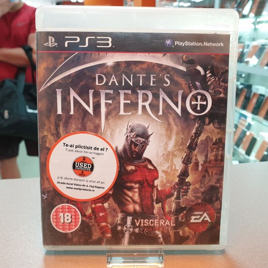 Dante's Inferno - Joc PS3