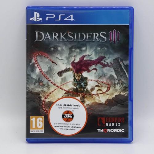 Darksiders III - Joc PS4
