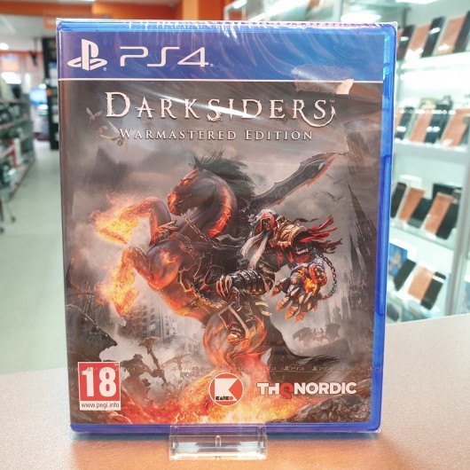 Darksiders Warmastered Edition - Joc PS4