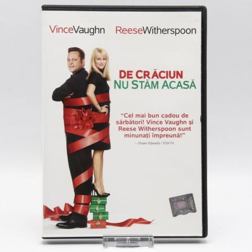 De Craciun nu Stam Acasa - DVD Filme