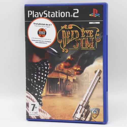 Dead Eye Jim - Joc PS2
