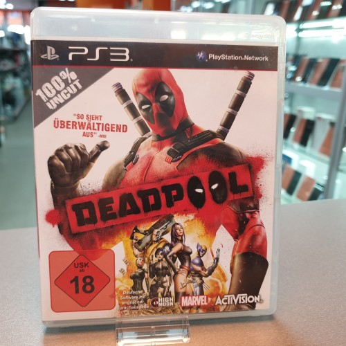 Deadpool - Joc PS3