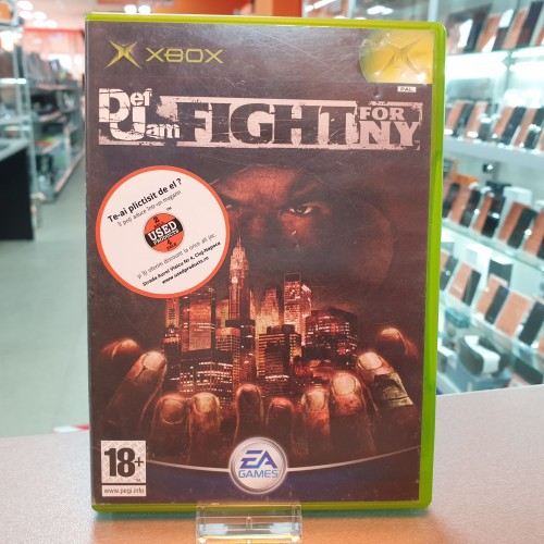 Def Jam Fight for New York - Joc Xbox Classic