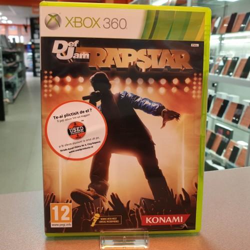 Def Jam Rapstar - Joc Xbox 360